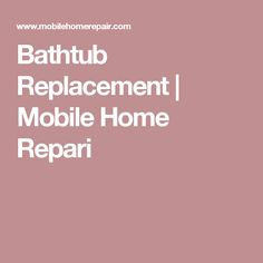 1000 Ideas About Mobile Home Bathtubs On Pinterest