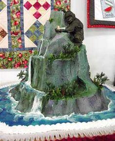 King Kong Close Up Jake S King Kong Birthday Party Ideas
