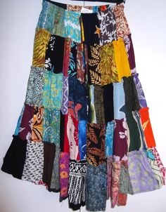 1000 Images About Patchwork Skirts Amp Prairie Dresses On