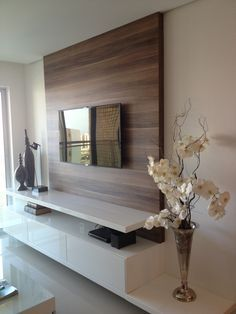 Lindo Fondo Para La Tele Y Hacer Soporte It S A Tv Stand But Could Be Bench Against Paneled Wall For Coat Rack Modern Rustic