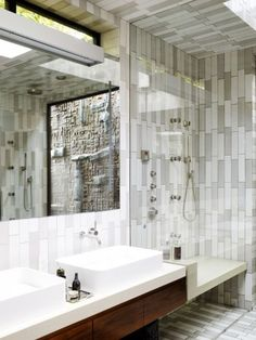 Vertical tiles will