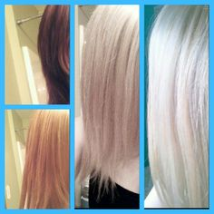1000 images about red to blonde on pinterest vacuum sale my hair and purple shampoo