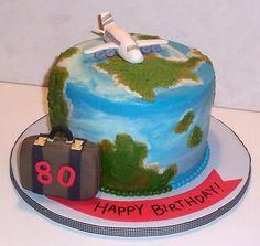 World Map Cake Map Cake Geography And Cake