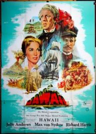 Image result for hawaii the movie julie andrews
