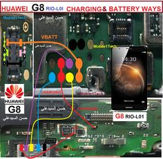 iPhone 6 Full PCB cellphone Diagram Mother Board Layout | Download free ebooks for apple iphone