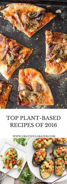 Top 16 Plant-Based R