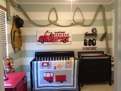 Firefighter nursery