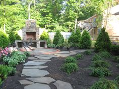 1000+ images about Backyard Ideas on Pinterest | No grass ... on No Grass Yard Ideas id=35469