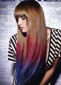1000 images about haarkreide hairchalk on pinterest hair chalk lilies tattoo and spring trends