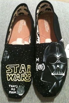 Hand Painted TOMS  S