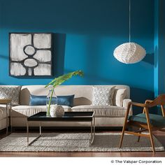 1000 images about colors in focus blue on pinterest on valspar virtual paint a room id=12036