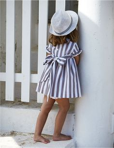 Sweet striped summer