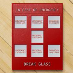 Teacher and Staff Crash Kit - Break In Case of Emergency ...