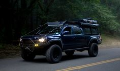 The Toyota Tacoma TRD - preferred truck of the US Special ...