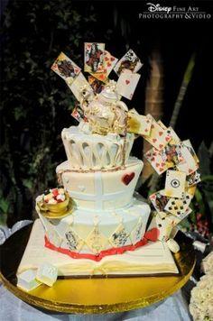 Themed Weddings Alice In Wonderland On Pinterest Alice