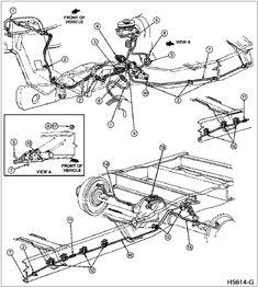ford f150 engine diagram 1989 | Repair Guides | Vacuum
