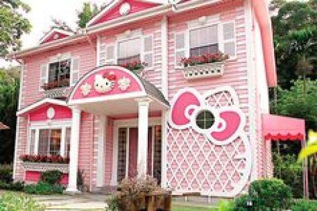 Pintado de casas para niños