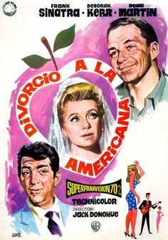 Poster do filme Divórcio à Americana