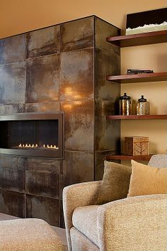 1000 Images About Linear Fireplaces On Pinterest Linear