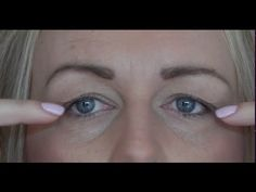 Good video - I've been doing this for a long time. .....HOODED , DROOPY EYES - makeup tips and tricks