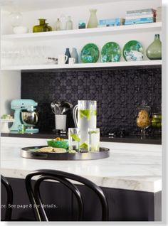 The Block Glasshouse Kitchen Reveals