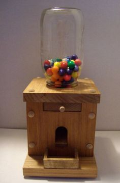 1000 Ideas About Candy Dispenser On Pinterest Gifts