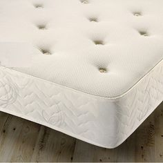 Details About Tufted 10 Inch Memory Foam Damask Mattress 3ft Single 4ft 4ft6 Double 5ft King