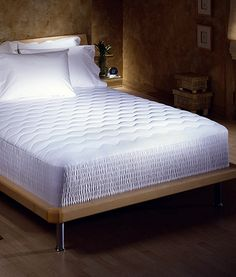Simmons Beautyrest Cotton Top Mattress Pad Carson S This Is The Second Layer On