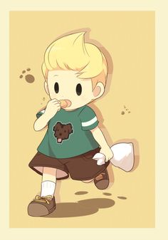 1000+ images about Lucas & Mother 3 on Pinterest   Mothers ...
