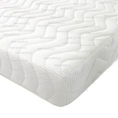 Micro Quilt Memory Sprung Foam Mattress Ideal For A Double Bed Base Or Bunk From 45 99 Http Ebay To 1bhl7v3 Cozy Time Pinterest