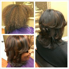 1000 Images About Natural Hair Pressed Out On Pinterest