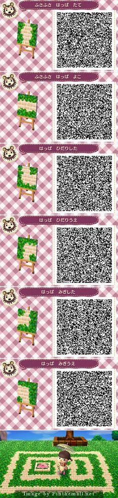 Marshal Animal Crossing New Leaf Path Qr