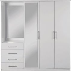 Vancouver Wardrobe Fitment White At Argos Co Uk Your Online Ed Bedroom Furnitureed