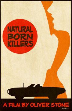 Poster do filme Assassinos por Natureza