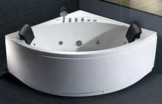 36x71 Dual Whirlpool Air System Bathtub 8 Water Jets