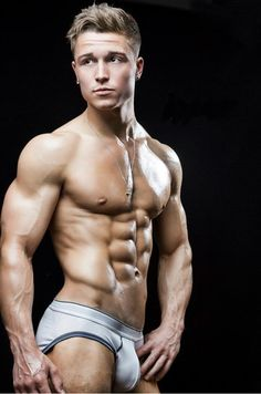 gay bulge rub