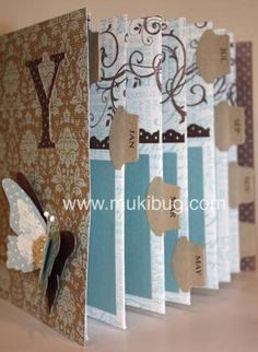 1000 Images About Birthday Card Organiser On Pinterest