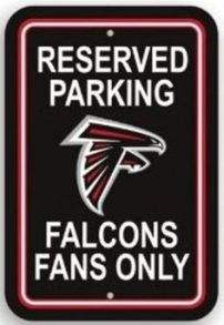 Image result for a young girl falcons fan