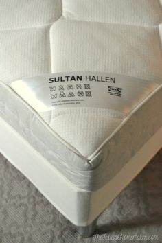 My Thoughts On Our Ikea Mattress Sultan Hallen
