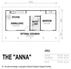 Granny Flat Floor Plans Google Search