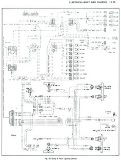 85 Chevy Truck Wiring Diagram | Chevrolet C20 4x2 Had