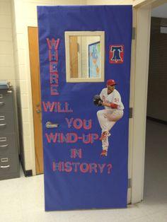 Door Decoration On Pinterest Classroom Door Classroom