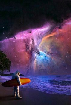 Surf, Astronauts and Aliens on Pinterest