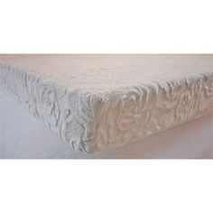 Sleep In Luxury With This Twin Size Latex Mattress Topper The Material Is