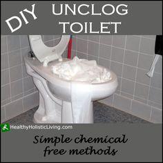 Clogged Toilet On Pinterest Unclog Tub Drain Clogged Bathtub And Unclog Bathtub Drain
