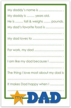 1000+ images about Father's Day on Pinterest   Father's ...
