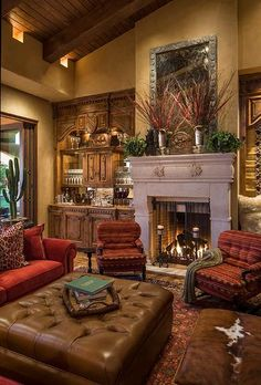 Fireplaces Style And Exposed Brick On Pinterest