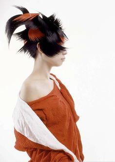 Hair Art Avant Garde Pinterest The Two The Birds