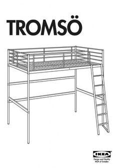 Ikea Wood Loft Bed Instructions Carol Kramer Blog