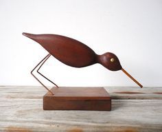 1000+ images about Carved Wooden Birds on Pinterest | Bird ...